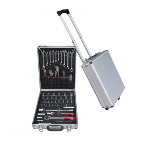57PCS Hand Tool Kit with Aluminum Case