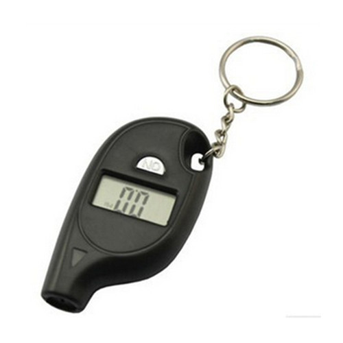 Pencil digital Tire Pressure Gauge with Keychain