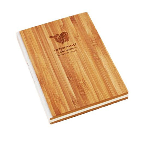 Eco-friendly Customized  Hard Cover Notebook