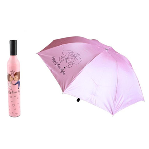 Creative Wine Bottle Umbrella