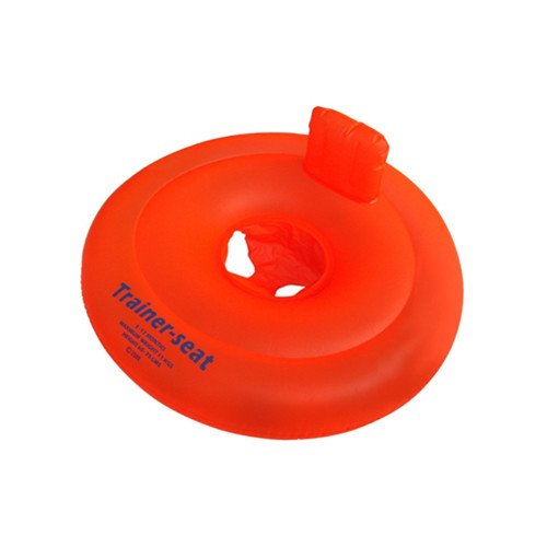 Orange color children swimming ring