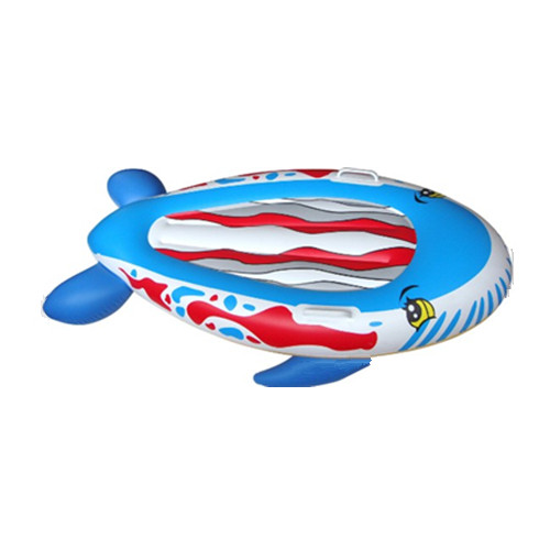 Animal shape inflatable pvc inflatable floating mattress