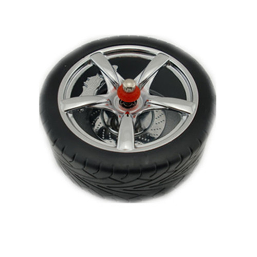Tire shape ashtray, tire ashtray, tire pocket ashtray