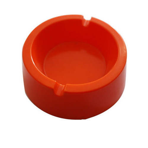 Promotional Round shape plastic ashtray