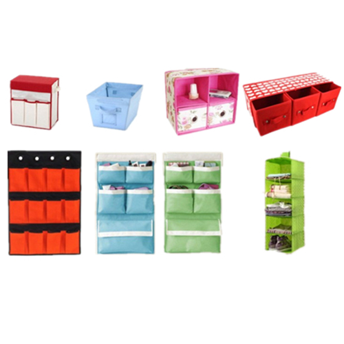 Customized Non-woven Storage Box