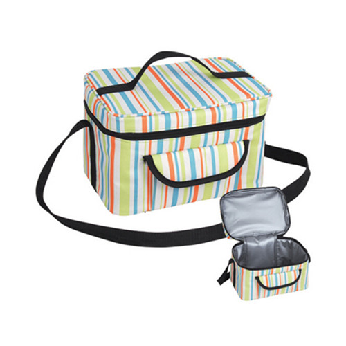 New style cooler picnic basket, picnic cooler bag