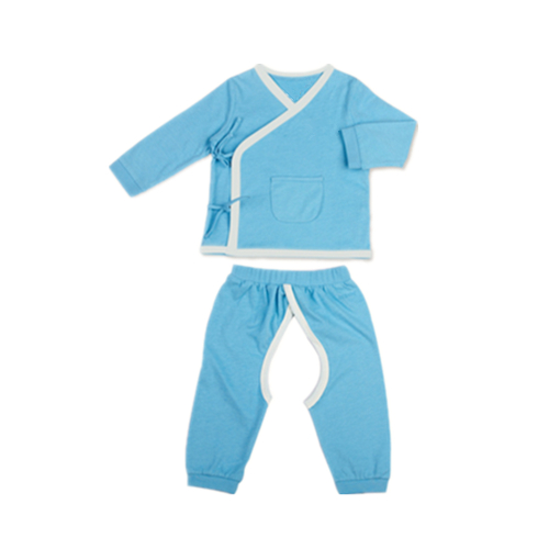 Natural Organic Cotton Baby Suit