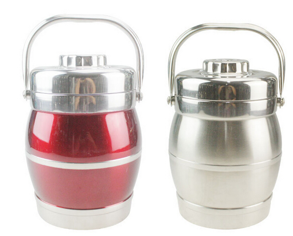 Hot sale good quality Stainless Steel Food Container, food jar, thermo lunch box
