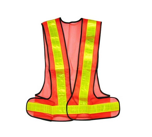 New style reflective safety vest supplier from china