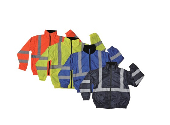 New style reflective safety coat, reflective safety jacket