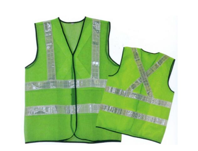 Blue and orange combine color reflective vest reflective for Ikea safety vest