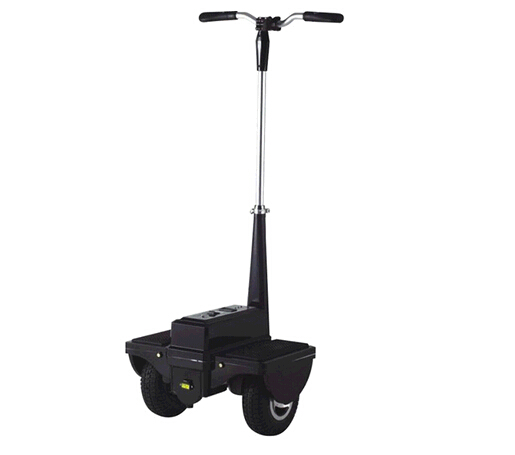 Wholesale 9inch with pull rod 2 wheel collapsible self balancing electric scooters
