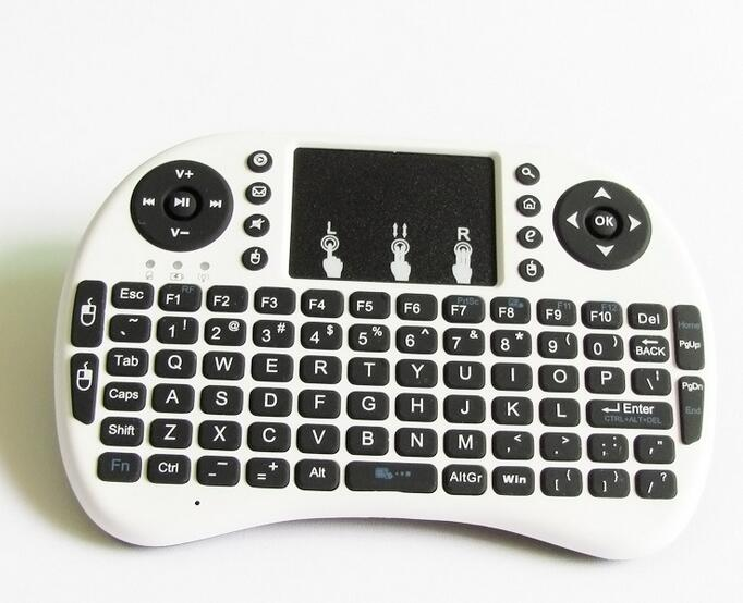 2.4g Wireless Mini Keyboard 92 Keys Mini Buletooth Keyboard
