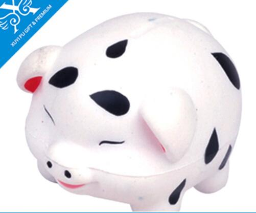 Wholesale pig shape pu stress ball