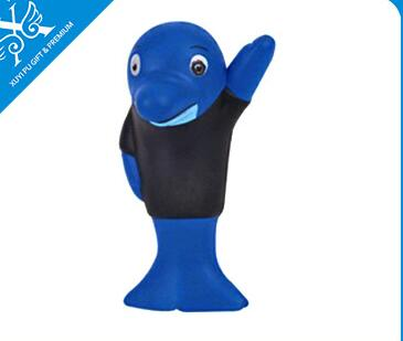 Wholesale stand heyden shape pu stress ball