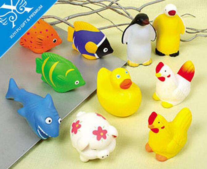 Wholesale different custom shape animal shape pu stress ball