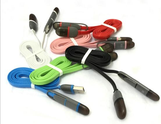 Promotional handle shape with phone holder usb cable for mobile phone